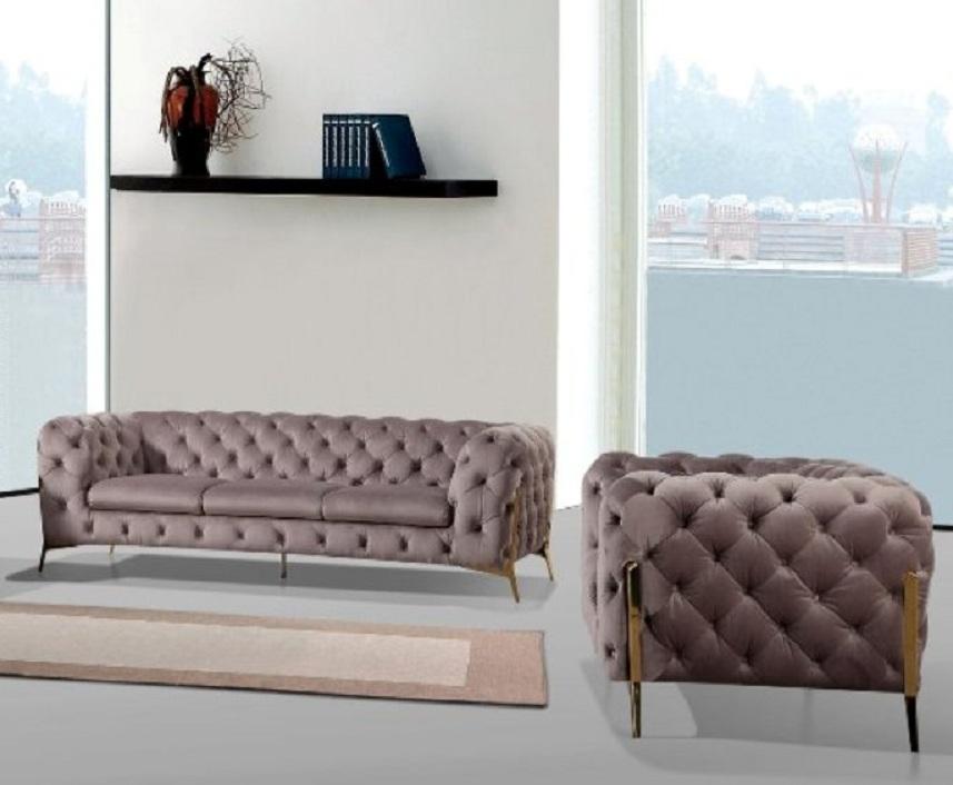 set canapea cu fotoliu